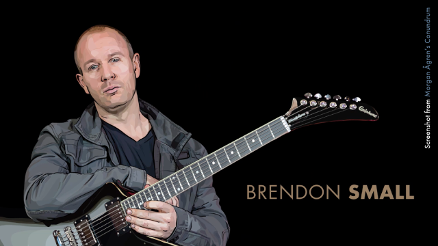 Brendon Small In Morgan Ågren's Conundrum