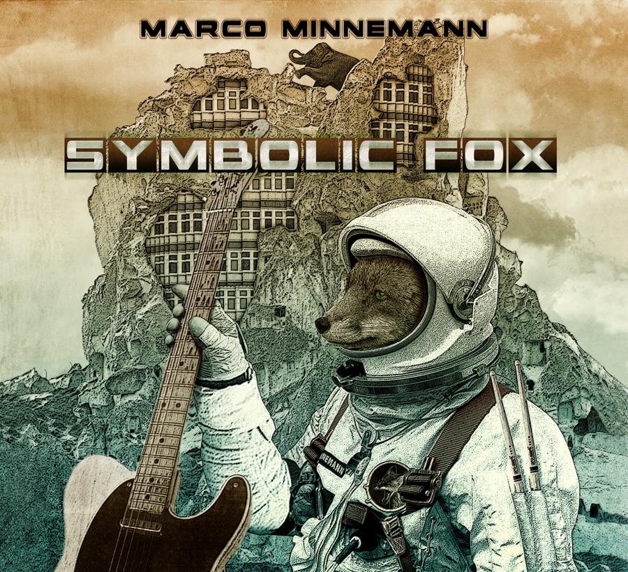 Marco Minnemann: Symbolic Fox
