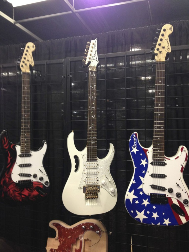Steve Vay's Guitar