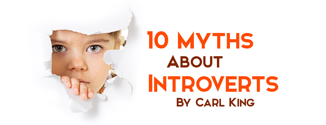 10 Myths About Introverts