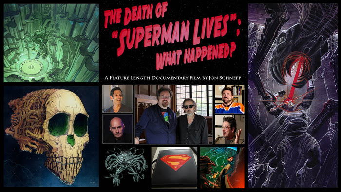 Death of Superman Lives